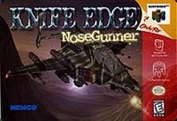 Knife Edge - Nose Gunner (USA) Box Scan
